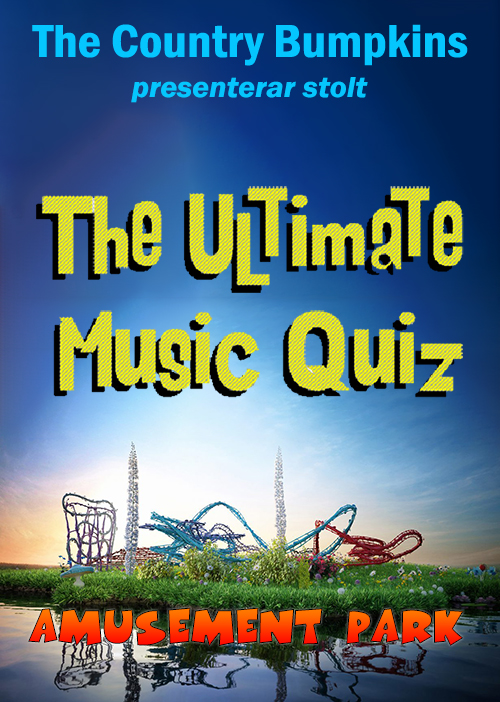 THE ULTIMATE MUSIC QUIZ